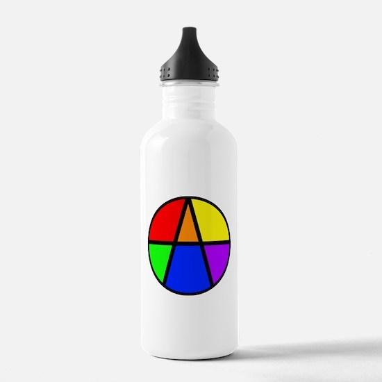 I Am An Ally Water Bottle