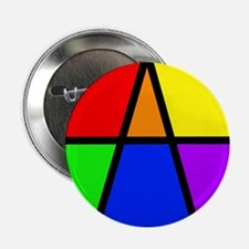 """I Am An Ally 2.25"""" Button"""