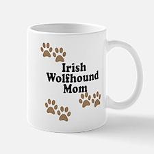 Irish Wolfhound Mom Small Small Mug
