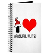 I Love Brazilian Jiu-Jitsu Journal