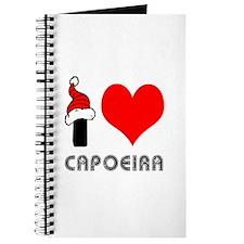 I Love Capoeira Journal