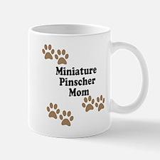 Miniature Pinscher Mom Mug