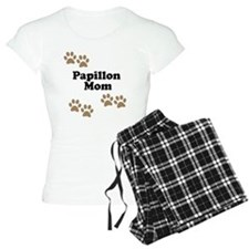 Papillon Mom Pajamas