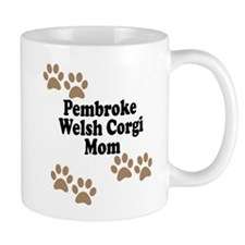Pembroke Welsh Corgi Mom Mug