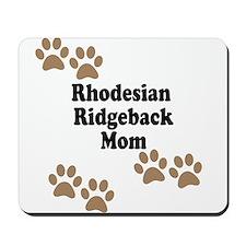 Rhodesian Ridgeback Mom Mousepad