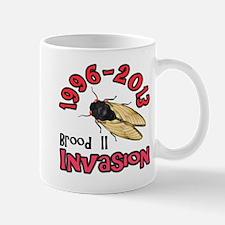Cicada Brood II Invasion 1996 Mug