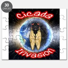 Cicada Brood II Earth Puzzle