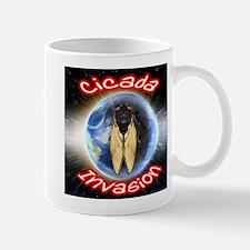 Cicada Brood II Earth Mug
