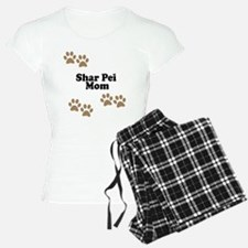 Shar Pei Mom Pajamas