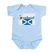 Flower Of Scotland Infant Bodysuit