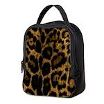 Jaguar Print Neoprene Lunch Bag