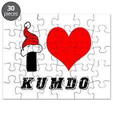I Love Kumdo Puzzle