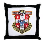 Austria Bundes Polizei Throw Pillow