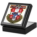 Austria Bundes Polizei Keepsake Box
