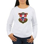 Austria Bundes Polizei Women's Long Sleeve T-Shirt