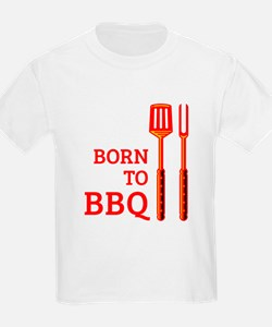 Born To BBQ T-Shirt