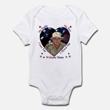 My Daddy My Hero Infant Bodysuit