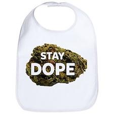 STAY DOPE Bib