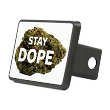 STAY DOPE Hitch Cover