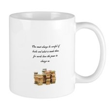 Books change us Mug