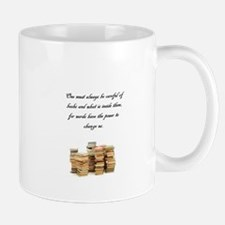 Books change us Mug