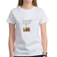 Books change us T-Shirt