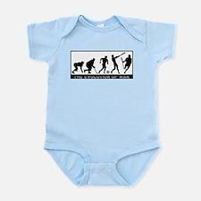 Lacrosse Evolution Infant Bodysuit