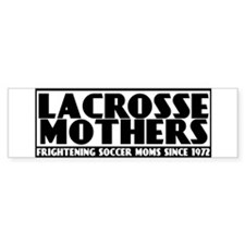 Lacrosse Mothers Bumper Sticker