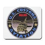 Miami Customs Mousepad