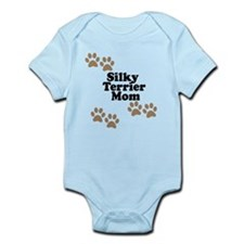 Silky Terrier Mom Body Suit