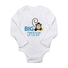 Big Brother Silly Monkey Body Suit