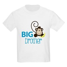 Big Brother Silly Monkey T-Shirt