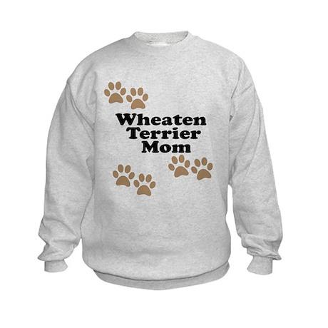 Wheaten Terrier Mom Sweatshirt