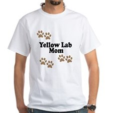 Yellow Lab Mom T-Shirt