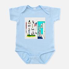 April Fools Day Parade Infant Bodysuit
