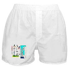 April Fools Day Parade Boxer Shorts