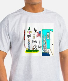 April Fools Day Parade T-Shirt