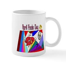 April Fools Gold Mug