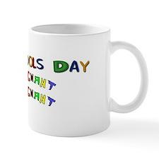 April Fools Day Pregnant Mug