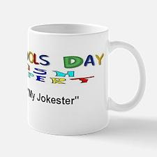 April Fools Day My Jokester Mug
