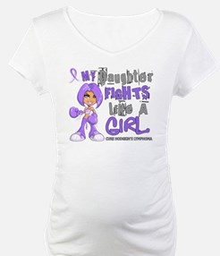 Licensed Fights Like a Girl 42.9 Shirt