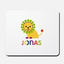 Jonas Loves Lions Mousepad