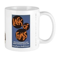 Brothers/Lack of Funds Mug
