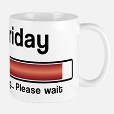 Friday loading Mug
