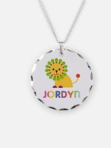 Jordyn Loves Lions Necklace