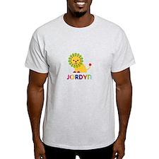 Jordyn Loves Lions T-Shirt