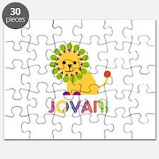 Jovani Loves Lions Puzzle