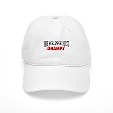 """The World's Greatest Grampy"" Baseball Cap"