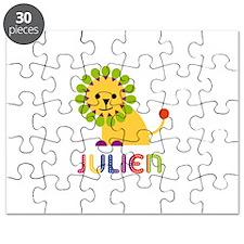 Julien Loves Lions Puzzle