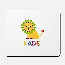 Kade Loves Lions Mousepad